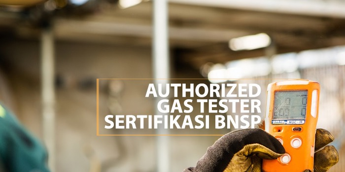 Authorized Gas Tester