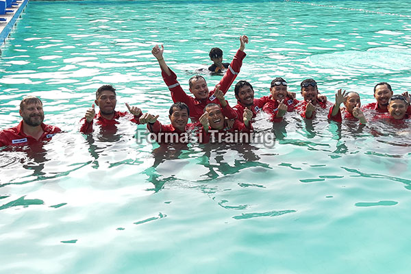 Basic Sea Survival Training
