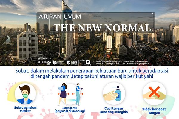 New Normal. Seperti Apa Kebiasaan Baru di Tengah Pandemi ini?