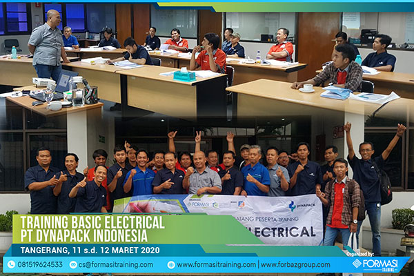 Basic Electrical PT Dynapack Indonesia