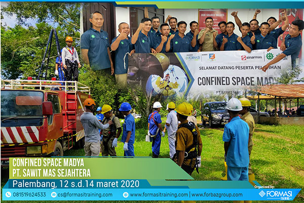 Confined Space Madya PT Sawit Mas Sejahtera