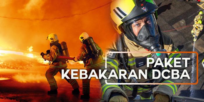 Pelatihan Paket Kebakaran DCBA