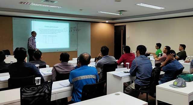 Tahap Evaluasi Training Ahli K3 Listrik